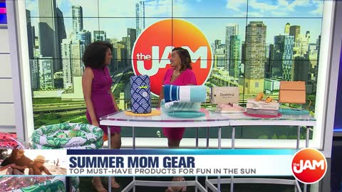 Summer Mom Gear